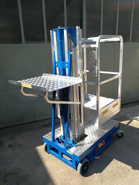Scalificio Clerici s.n.c. - Piattaforma aerea Microlift Z - LOAD