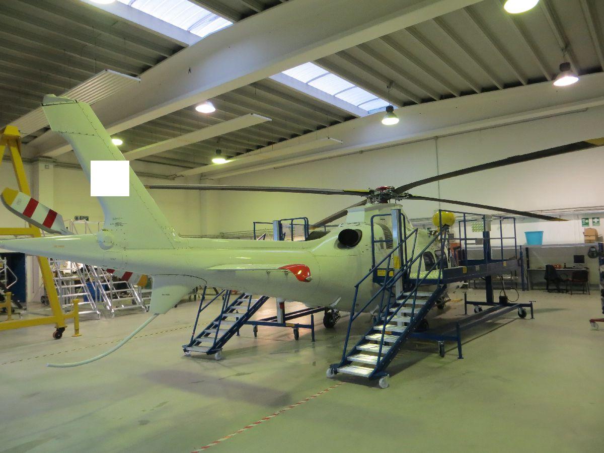 Elicottero 450 : Piattaforme aeree