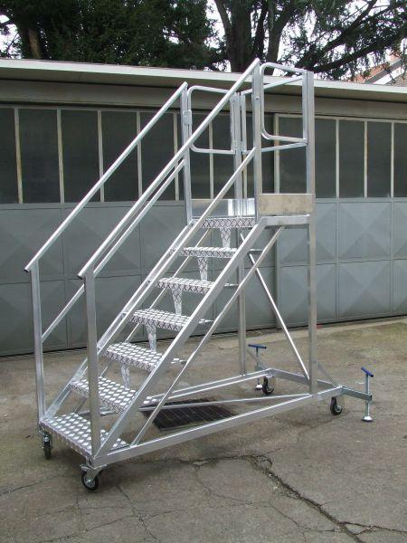 Scalificio Clerici s.n.c. - Scale in Alluminio